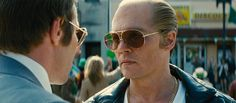 Black Mass - It's a law of nature that every great actor will eventually play a gangster. It's Johnny Depp's turn. In the latest from the director Scott Cooper (Crazy Heart), Depp disappears into the role of Whitey Bulger, the creepy-looking real-life Boston crime lord—and FBI informant!—whose brother, Billy (Benedict Cumberbatch), was president of the Massachusetts Senate. Here's one Best Actor nomination slot now taken. September 18