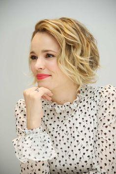 Rachel Mcadams Hair on Pinterest | Rachel Mcadams Bangs, Rachel ...