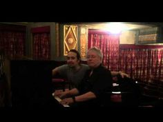 Lin-Manuel Miranda and Alan Menken singing The Little Mermaid. Possibly the greatest video on YouTube.