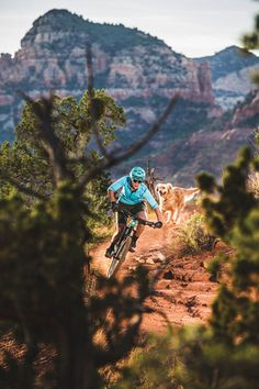 The cover image of Elevation Outdoors Magazine: http://www.elevationoutdoors.com/enter-vortex-mountain-biking-sedona/