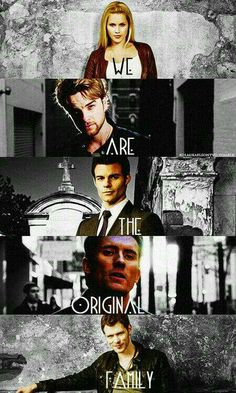 CW The Originals