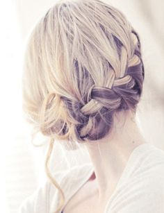 Spring Hair + Matching Bouquets (accessories braids hair hairstyles) - Lover.ly