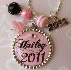 Do this for bday party but with are own names..or a different design I think it's cute:)