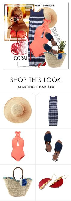 """""""Untitled #1395"""" by elena-777s ❤ liked on Polyvore featuring Toast, Lilliput & Felix, Tory Burch, Mercedes-Benz, beach, beachstyle, beachholiday and springsummer2016"""