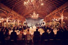 oh my gosh...  I now want my wedding in a barn.