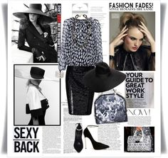 """""""work style"""" by maxi888 ❤ liked on Polyvore"""