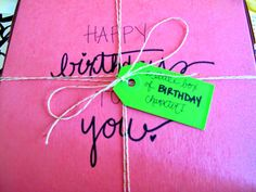 For the Love of Character: Little Box of Birthday Character