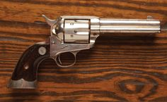 ❦ Colt .32 Caliber Single Action Army Revolver          Sold for $ 2,588