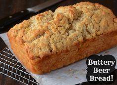 Buttery Beer Bread from www.thenovicechefblog.com