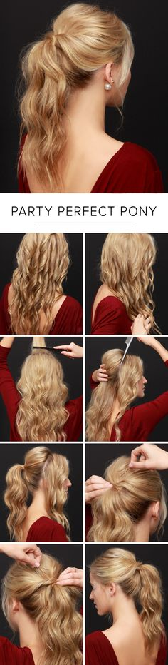 Your ponytail can be perfect,and you can also learn more way in the besthairbuy!