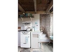 Rustic Kitchen  check the floor