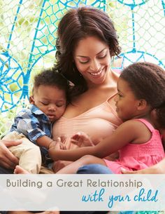 Positive Parenting: Building a Great Relationship with Your Child Want to live in a home where discipline becomes unnecessary? The secret to positive parenting is building a great relationship with your child. Natural Parenting, Gentle Parenting, Parenting Advice, Kids And Parenting, Love My Kids, Our Kids, Conscious Parenting, Attachment Parenting, Infancy