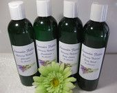For Her, Natural Lovely  Lavender,  Shampoo, Conditioner, Body Wash, Body Lotion,  Natural Ingredients The Gift of Pleasure