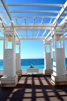 Promenade des Anglais, Nice, France | Titata Blog
