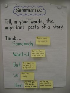 somebody wanted but so then graphic organizer - Google Search