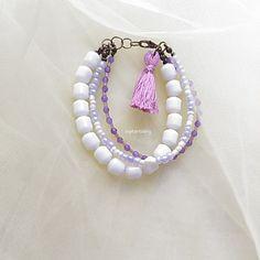Check out this item in my Etsy shop https://www.etsy.com/uk/listing/612347715/beaded-bracelet-bohemian-bracelet-boho