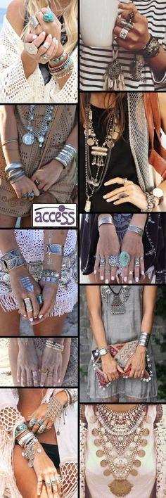 fashion, style, boho, moda, tendencias, acessorios boho
