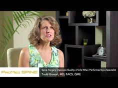 Discectomy & Spinal Fusion Patient Testimonial | ProMedSPINE