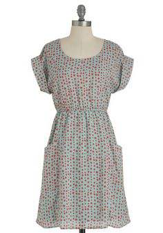 Field the Music Dress from ModCloth - front