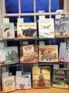 Picks of the Year 2013: Picture Books and Chapter Books