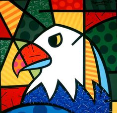 American Eagle 2000   #By Romero Britto