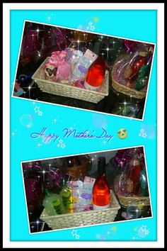 pamper her with a Mom Basket..