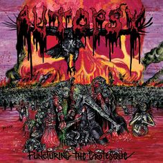 Autopsy - Puncturing The Grotesque (EP) 15.12