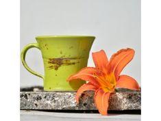 Hrneček Lístek 300ml - Jarní louka Mugs, Tableware, Dinnerware, Tumblers, Tablewares, Mug, Dishes, Place Settings, Cups