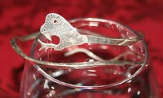 Sterling Silver (925) Hallmarked Snake Bangle - Large  £40.00 plus P&P