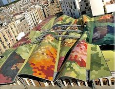 Mercat Santa Caterina #Barcelona