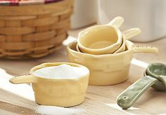 Woven Traditions® Measuring Cups-31987POT