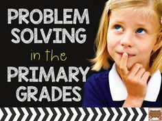 Improving Problem Solving Instruction in the Primary Grades