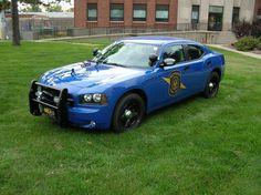 Michigan State Trooper. So proud of my trooper.