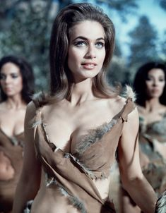 Valerie Leon was offered one of the Confessions films but turned it down. spoilsport!