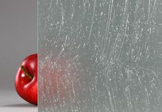 """Etched """"River Ice"""" Laminated Architectural Glass   Bendheim"""