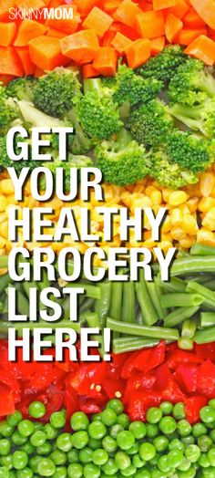 Tips and tricks for grocery shopping from the Dietician for the Biggest Loser.