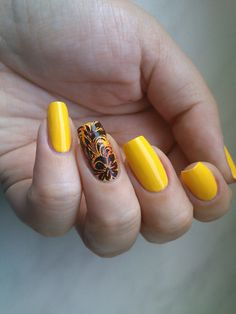 Unique manicures easily at home?
