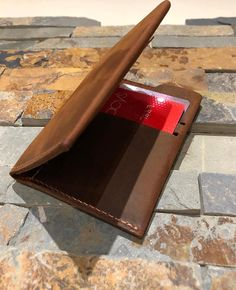 LEATHER BIFOLD MINIMALIST WALLET FOR MEN & WOMEN Our medium bi-fold will replace all those wallets you go through every couple years. SUPER MINIMALIST & SLIM: This wallet is extremely convenient to be carried around in your front or back pocket.
