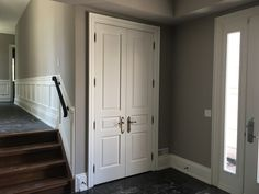 Magic Trim Carpentry provides finish carpentry and millwork services for residential and commercial properties in the Greater Toronto Area. Finish Carpentry, Armoire, Tall Cabinet Storage, Windows, Doors, Furniture, Design, Home Decor, Clothes Stand