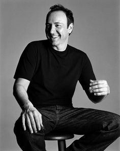 Kevin Spacey beautiful contagious smile