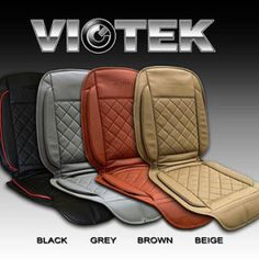 Achieve the maximum comfort, while travelling from on destination to another by outfitting your ride seats with heating and cooling car seat cushions. No matter what the weather is, these pairs of cushions will ensure your body remains at perfect temperature automatically while you drive.  http://www.ultimatestock.co.uk/product/climate-control-car-seats-cushion/