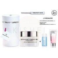 46€ Pack Crema Timexpert White+ Regalo Booster Power Light + Regalo Desmaquillante Germaine de Capuccini  Edición Limitada. Envío Gratis