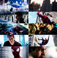 The Amazing Spider-Man 2 pics! Can't wait for this movie!!