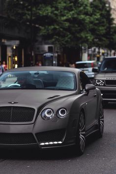 Bentley X RangeRover