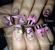 "Excellent ""acrylic nail art designs gallery"" detail is readily available on our website. Have a look and you wont be sorry you did. Creative Nail Designs, Creative Nails, Nail Art Designs, Nails Design, Bling Nail Art, Bling Nails, Purple Nails, Get Nails, Hair And Nails"