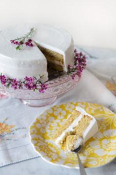 Almond and coconut flour cake - Bob's Red Mill recipe