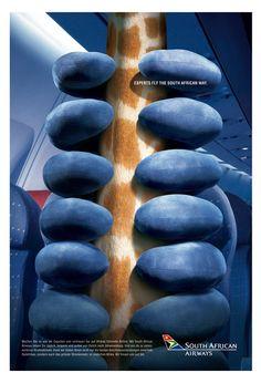 South African Airway | advertising