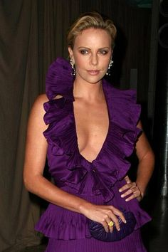 Charlize @ Dior Cruise Collection NYC NY May 2008 | Charlize… | Flickr