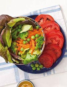 Nutrição e Qualidade de Vida: Salada funcional de brócolis