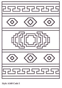 Aztec and Southwestern Designs Tribal Patterns, Beading Patterns, Quilt Patterns, Native American Patterns, Native American Symbols, Stencil Templates, Stencil Designs, Stencils, Southwestern Quilts